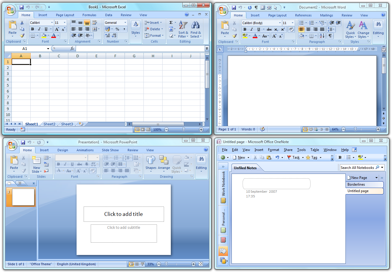 Descargar Microsoft Office 2007 Full Espanol con Serial Descarga.